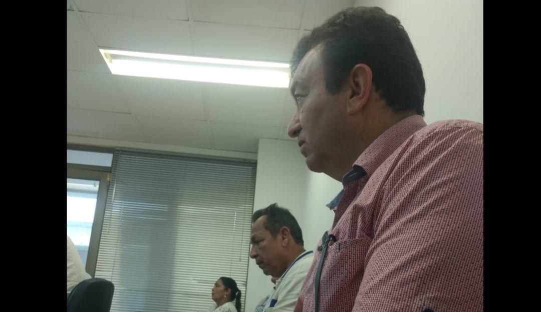 Rodrigo Giraldo compareció a la audiencia de imputación de cargos en La Dorada (Caldas).