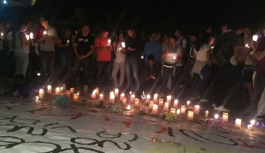 VELITAS, COMUNA 13, MEDELLÍN, HOMENAJE, VÍCTIMAS, ASESINATOS: Comuna 13 de Medellín encenderá 574 velas, una por cada asesinado este año