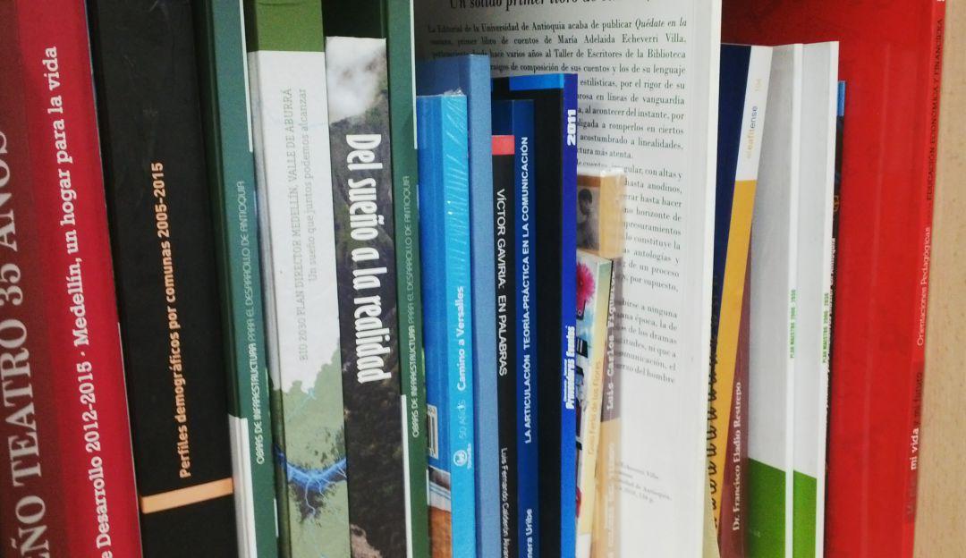 LIBROS, EAFIT, PREMIO, BIBLIOTECA, NARRATIVA, HAY FESTIVAL, MEDELLÍN: Revelan libros nominados al Premio Biblioteca de Narrativa Colombiana 2019