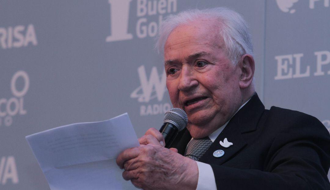 Muerte de Belisario Betancur: Murió el ex presidente Belisario Betancur