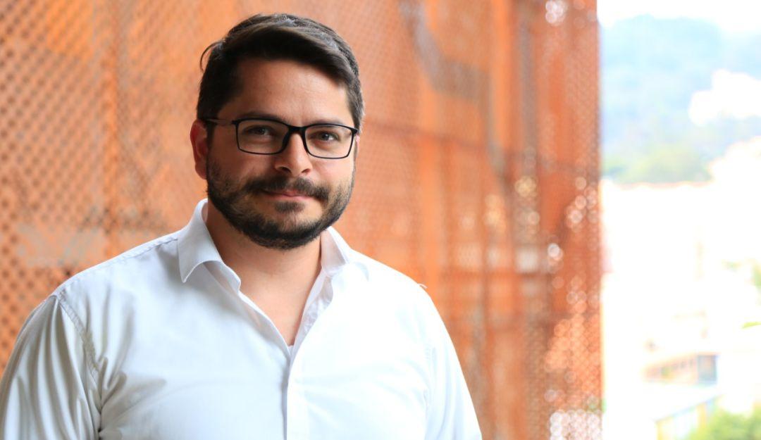 Kennet Ochoa, director programa de Ingeniería Ambiental, Universidad El Bosque