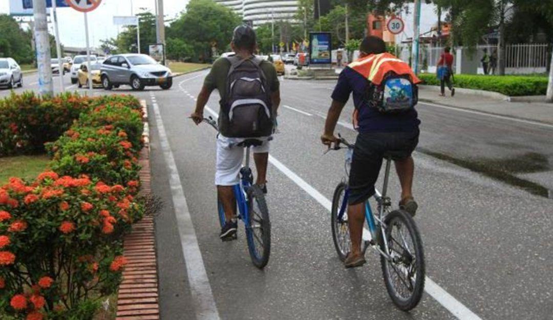 Facultan al alcalde de Cartagena para crear un Plan Maestro de la Bicicleta: Facultan al alcalde de Cartagena para crear un Plan Maestro de la Bicicleta