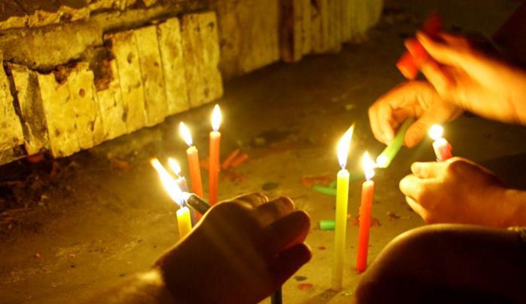 Una niña y un venezolano, quemados en noche de velitas en Cartagena: Una niña y un venezolano, quemados en noche de velitas en Cartagena