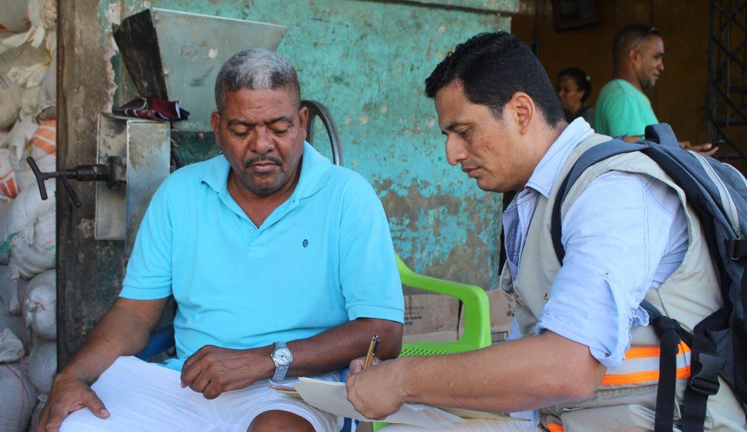 Adelantan censo de adjudicatarios de locales en el Mercado de Bazurto: Adelantan censo de adjudicatarios de locales en el Mercado de Bazurto