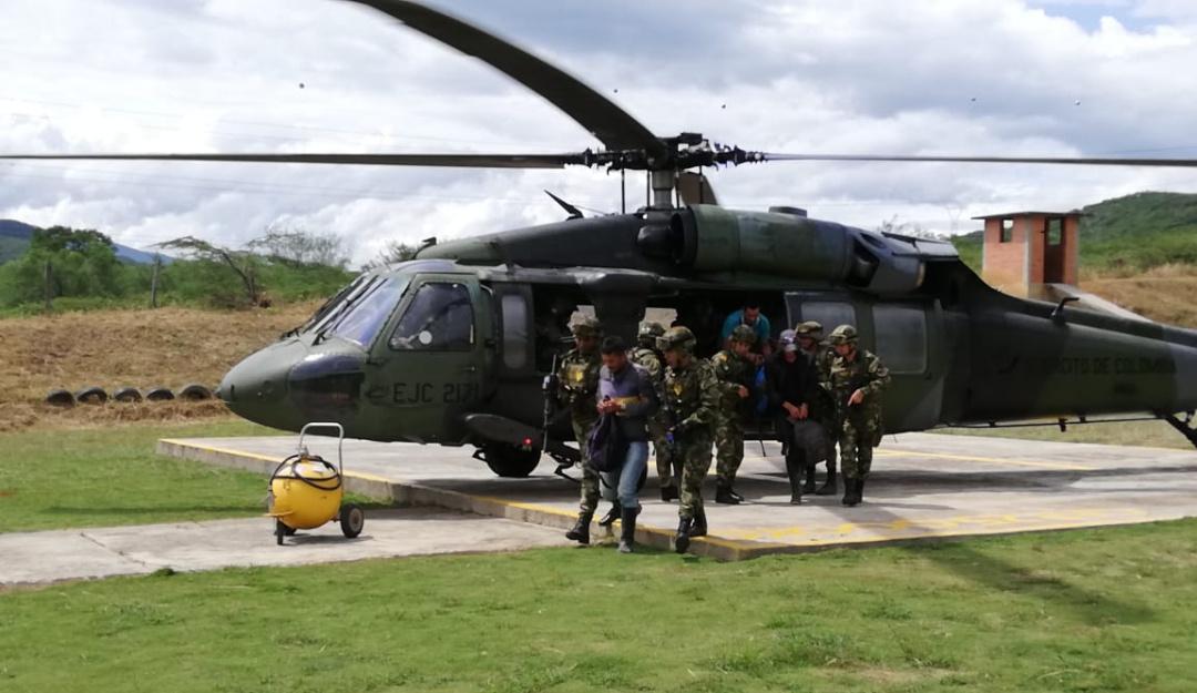 Atacan militares en el Catatumbo: Asonada contra la fuerza pública en el Catatumbo en Norte de Santander