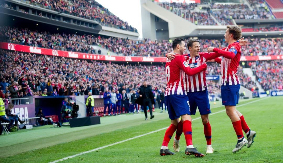 Atlético de Madrid, Santiago Arias: Destacada actuación de Arias en la goleada del Atlético ante el Alavés