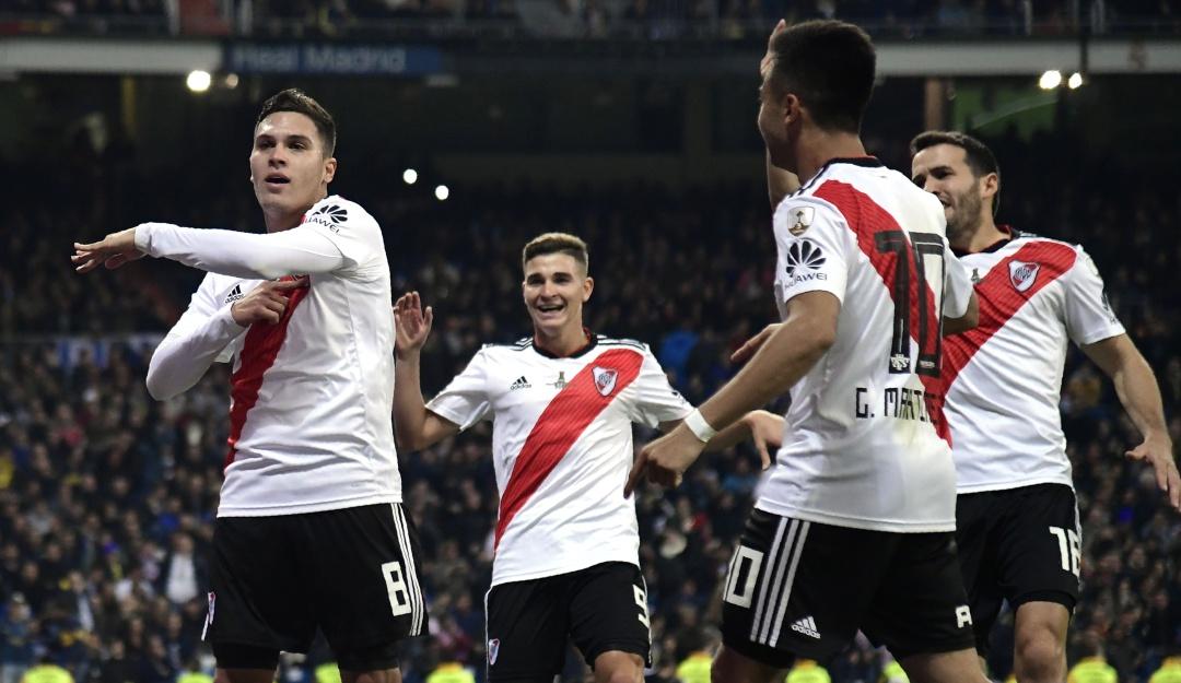 River Plate Boca Juniors Copa Libertadores Santiago Bernabéu: ¡Con gol de Quintero, River se corona campeón de la Copa Libertadores!