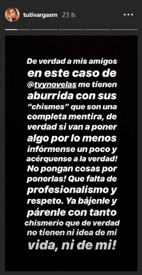 Todo sobre el 'romance' entre Tuti Vargas y James Rodríguez