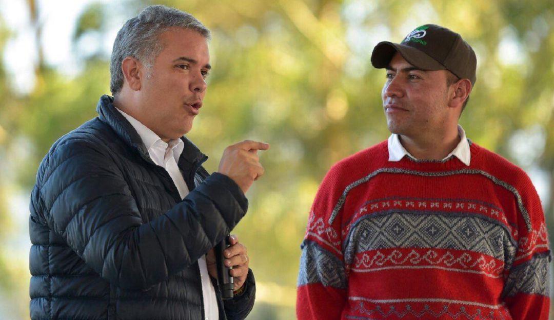 Duque lanzó programa para librar a campesinos de intermediarios