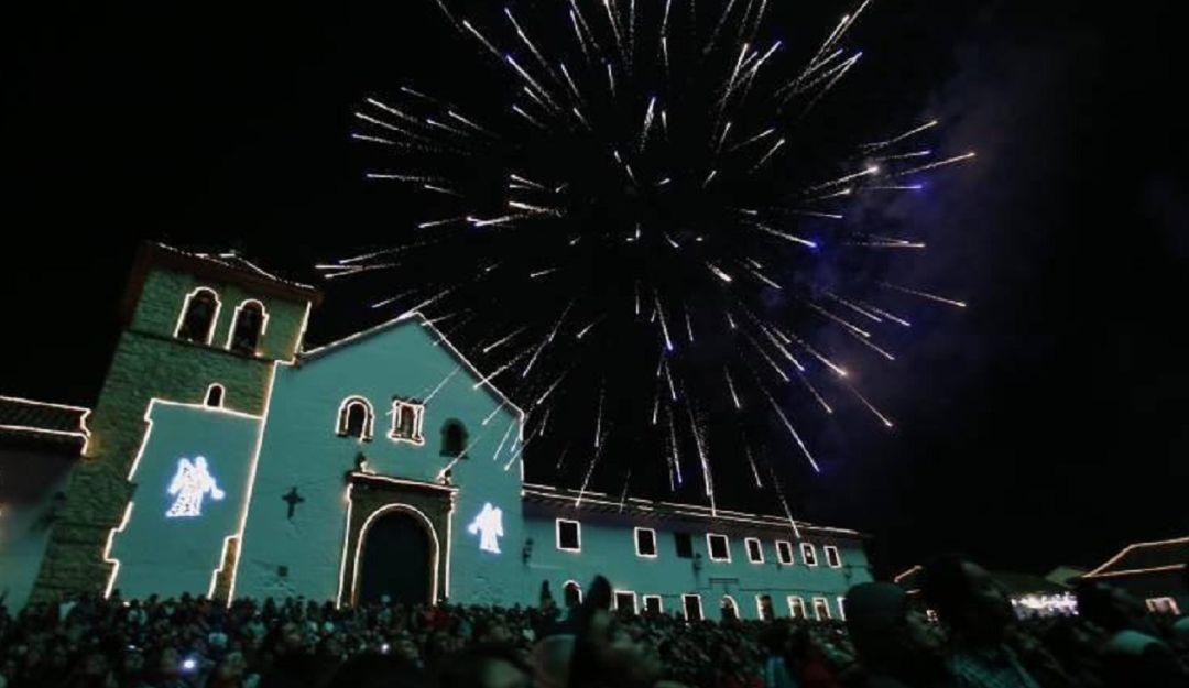 Más de 80.000 visitantes espera el Festival de Luces de Villa de Leyva