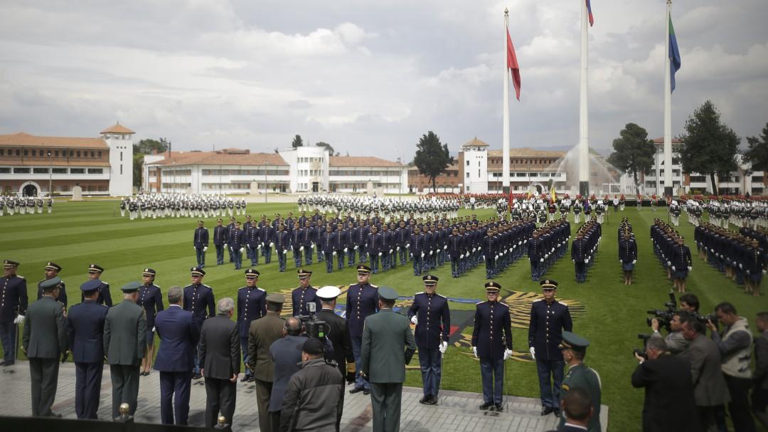 Revolcón en las Fuerzas Militares