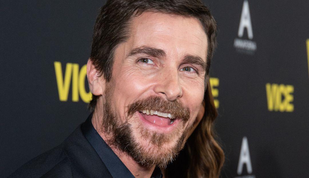 Como cuando Trump pensó que Christian Bale en realidad era Bruce Wayne