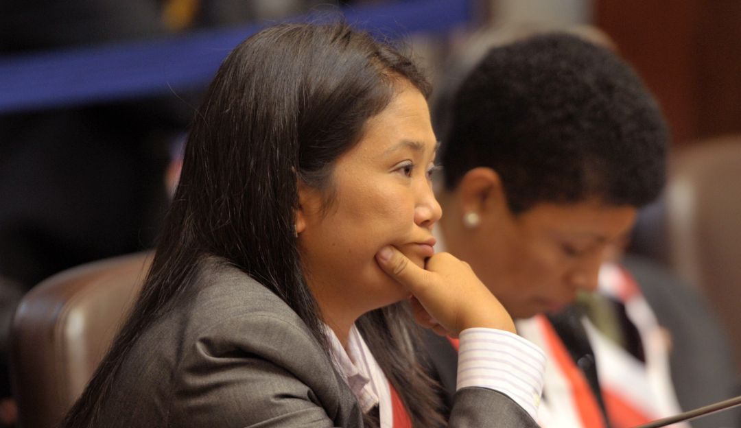 Keiko Fujimori: Declaran improcedente pedido fiscal para reprogramar audiencia