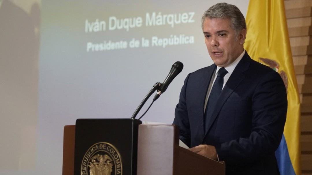 Denuncian conflicto de intereses del presidente Duque en caso Odebrecht