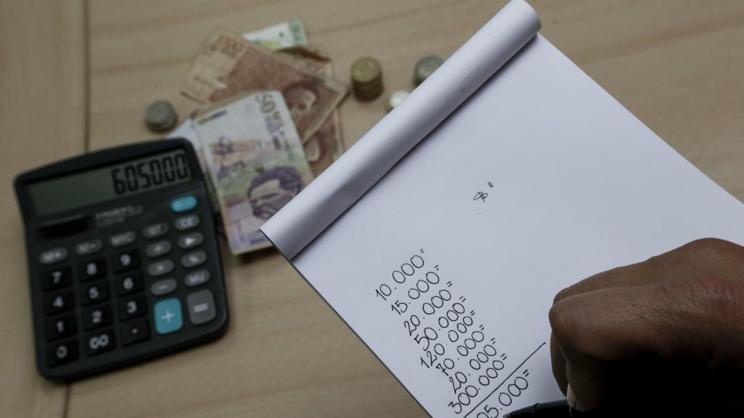 Economía en Bogotá: Solo el 36% de los residentes en Bogotá cree buena su situación económica