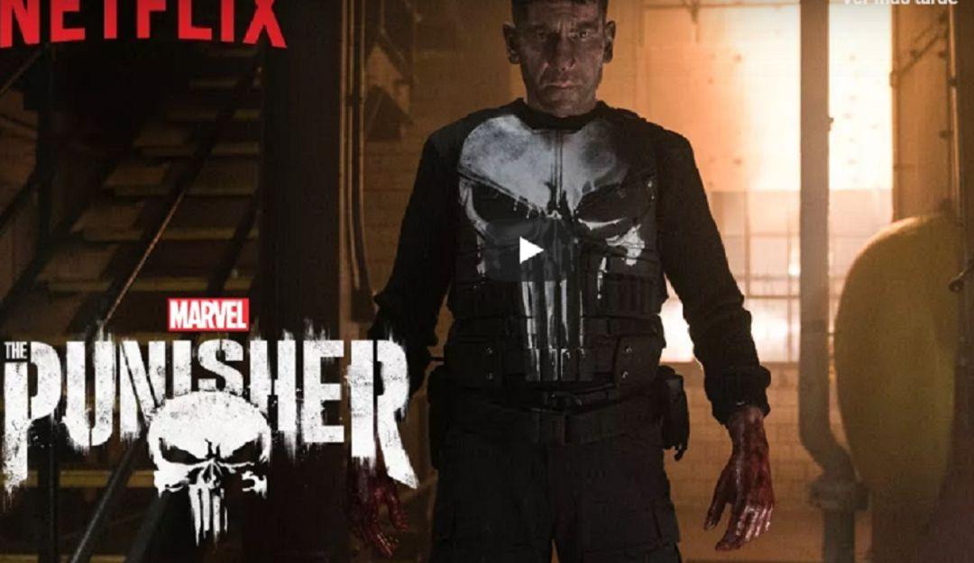 En enero llega la segunda temporada de 'The Punisher'