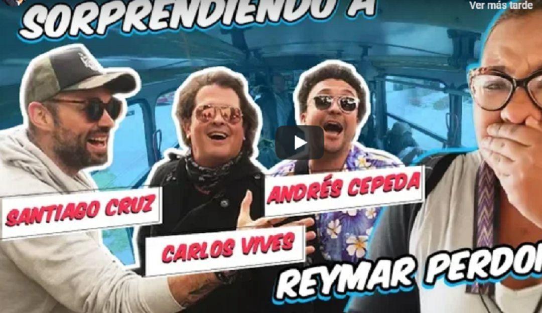 Carlos Vives, Cepeda y Cruz dan emotiva sorpresa a migrante venezolana