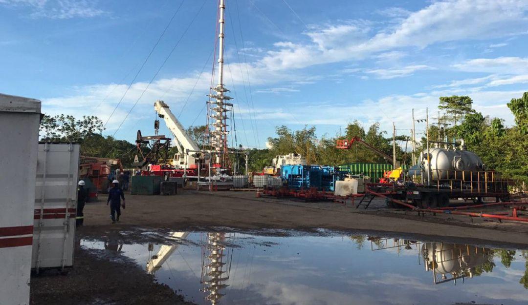 Petróleo en el Meta: Reportan primer hallazgo de petróleo en el 2019 en el Meta