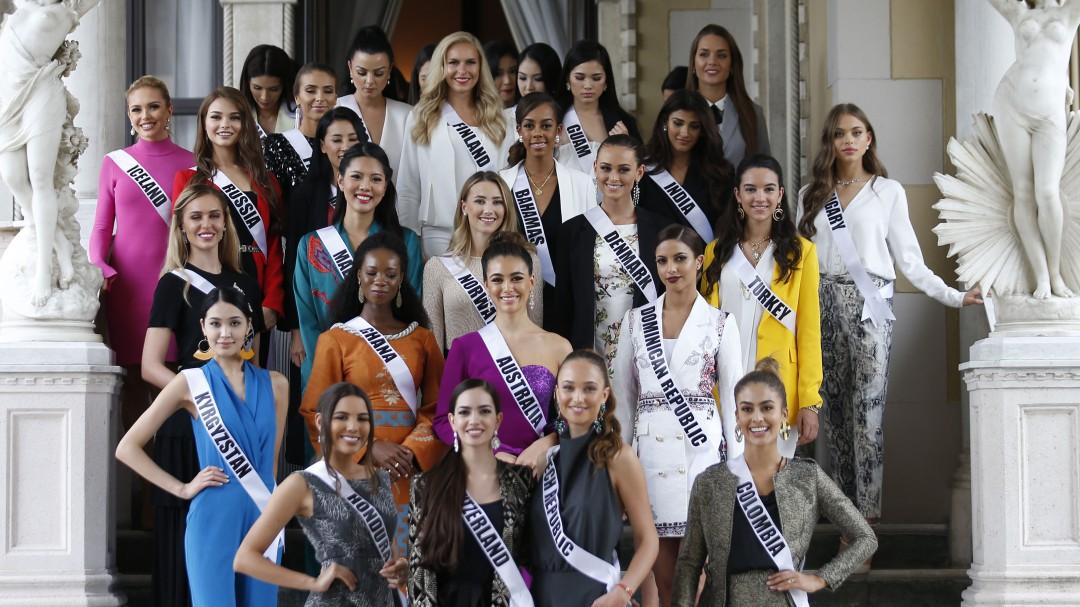 Filtran los puntajes de las favoritas para ganar Miss Universo 2018