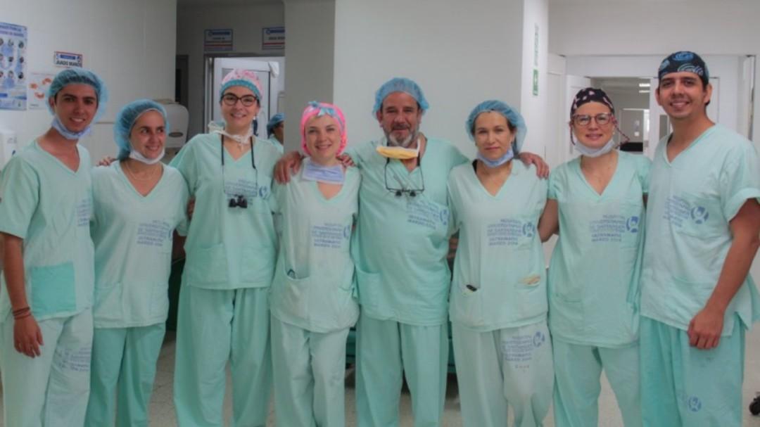 Médicos y diseñadores de la UIS reconstruyen cara de paciente