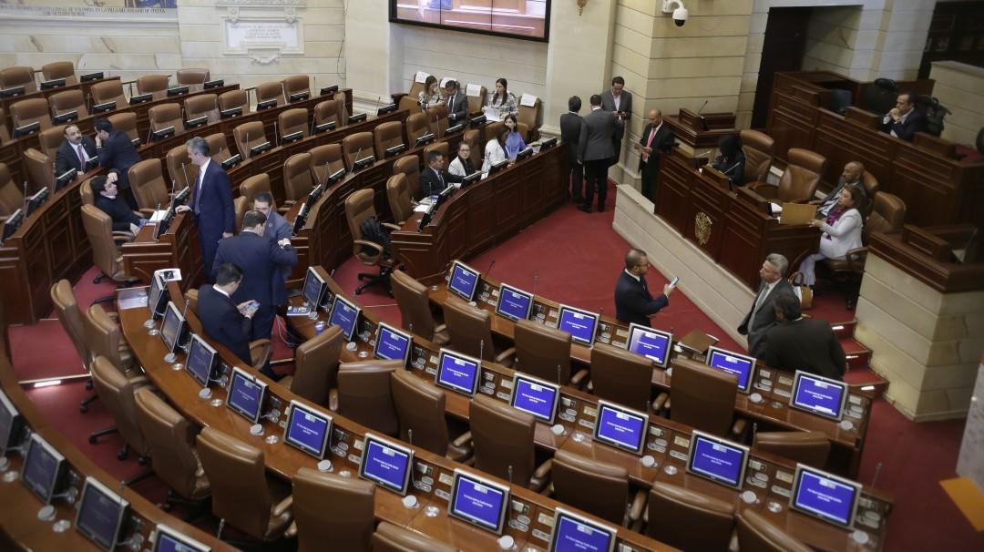 Senado de la República aprobó Ley de Financiamiento