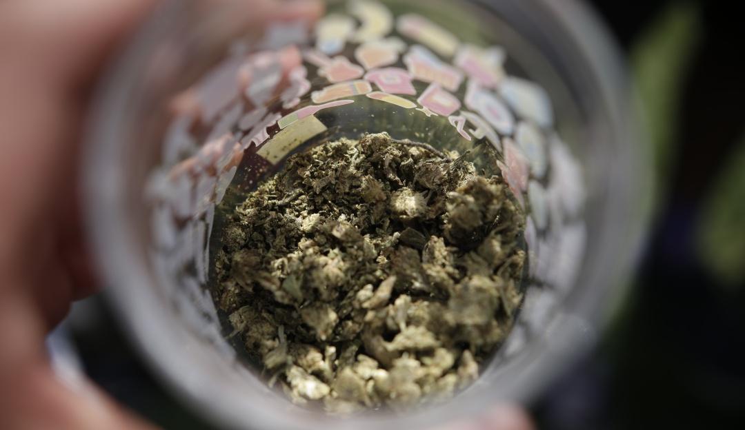 Incautan Marihuana en el aeropuerto El Dorado: Incautan más de 30 kilos de marihuana en el aeropuerto El Dorado
