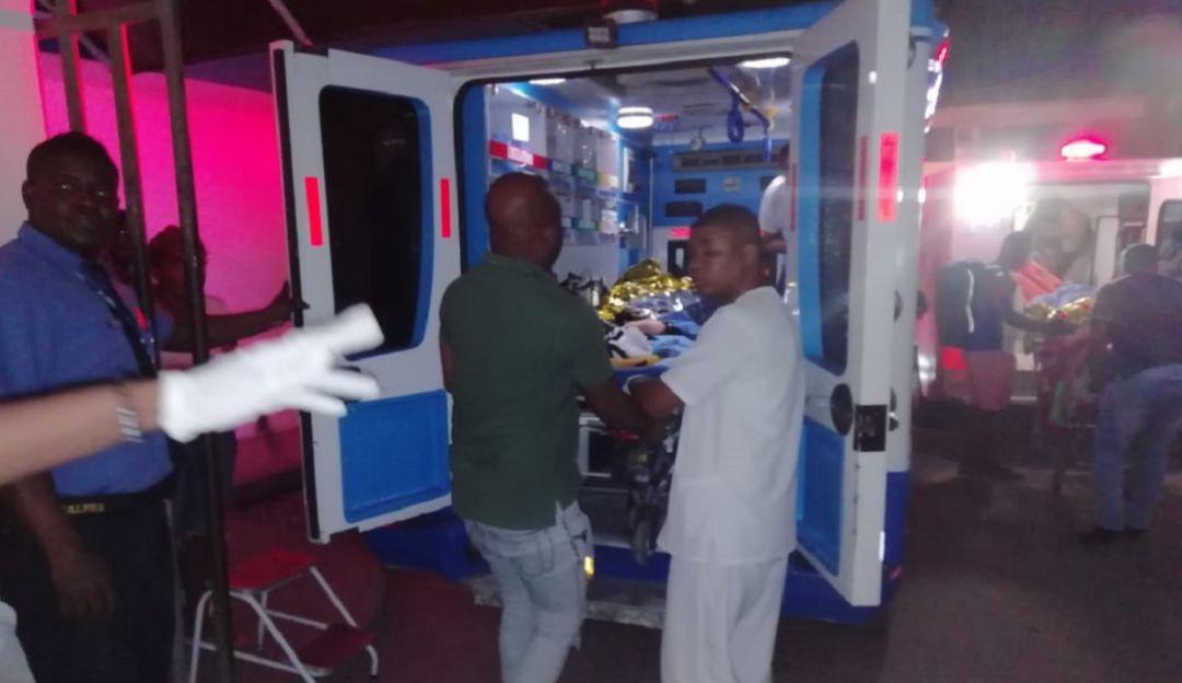 Niñas gravemente heridas por arma de fuego en Bahía Solano