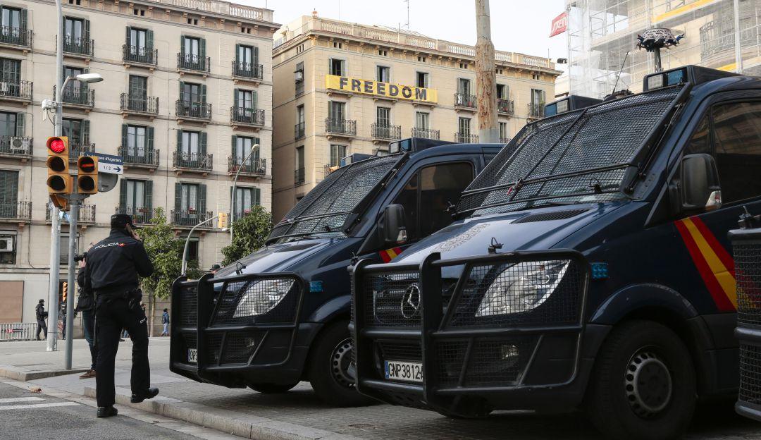 Barcelona está en alerta por el riesgo de atentados terroristas