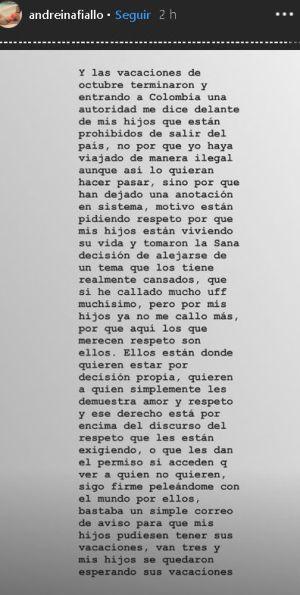 Andreina Fiallo:
