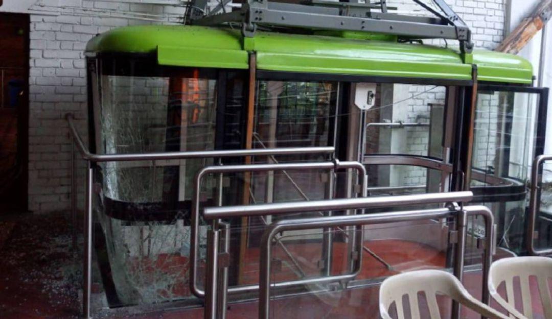 Investigaciones por accidente en el Teleférico de Monserrate: Continúa investigación por accidente en el Teleférico de Monserrate