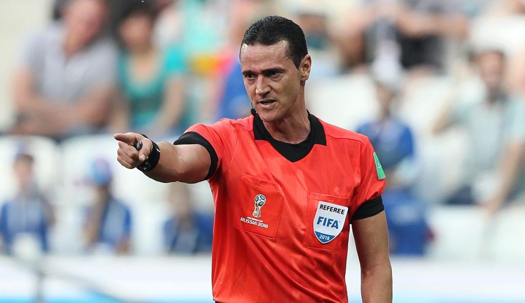 arbitros fifa colombia: Estos son los árbitros colombianos designados por la FIFA para 2019