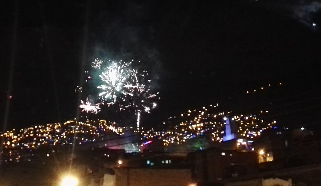 En año nuevo 16 personas se quemaron con pólvora en Antioquia