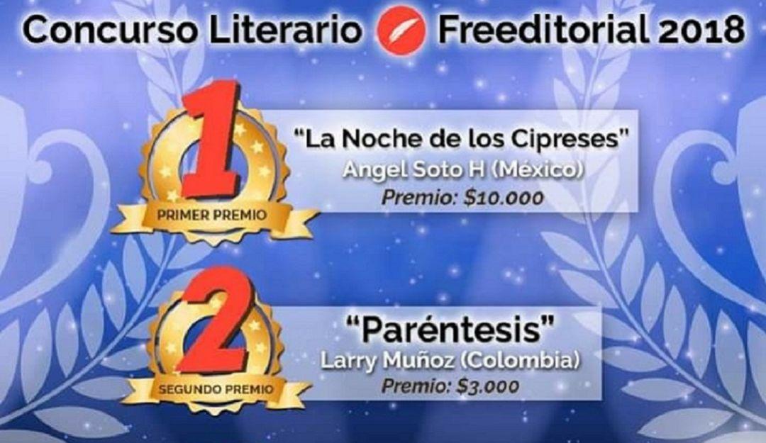 Colombiano se destacó en concurso literario de la mayor editorial digital