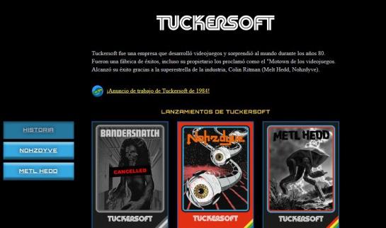 """Black Mirror: Bandersnatch videojuego: ¿Cuál es el videojuego oculto en """"Black Mirror: Bandersnatch?"""