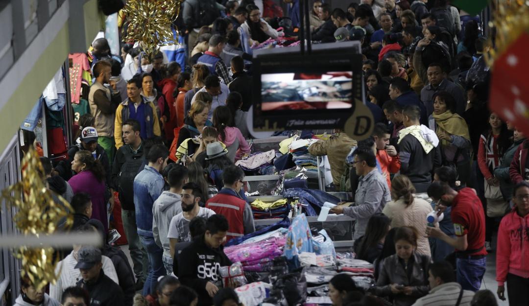Contrabando San Andresito de San José: Más de 3 mil millones de pesos en contrabando en San Andresito de San José