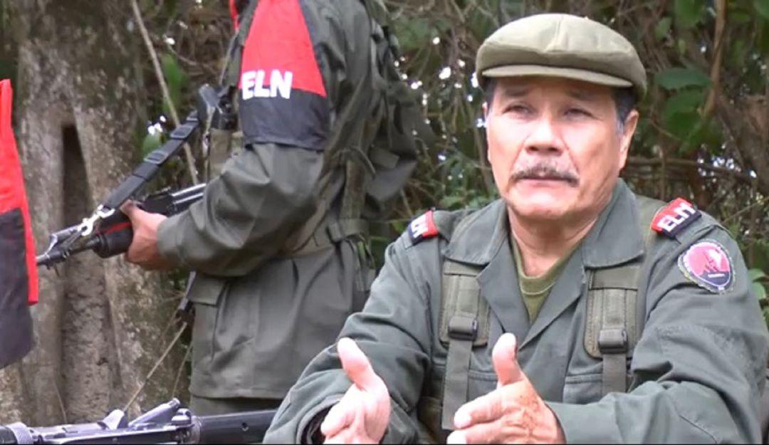 Colombia le reclama a Venezuela información sobre jefes del ELN