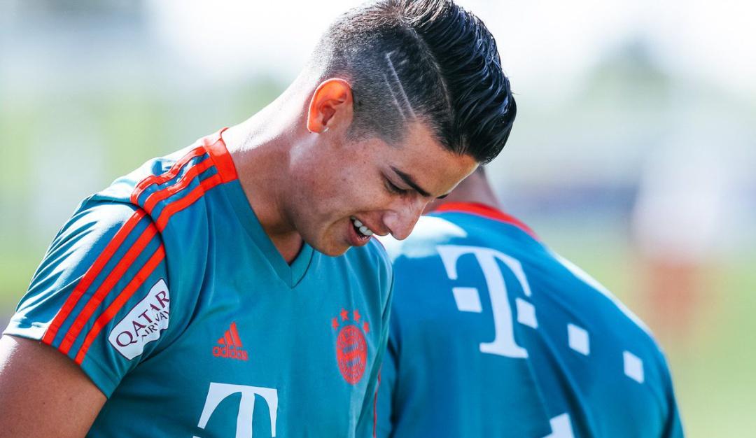 La decisión de Bayern Munich sobre la salida de James Rodríguez