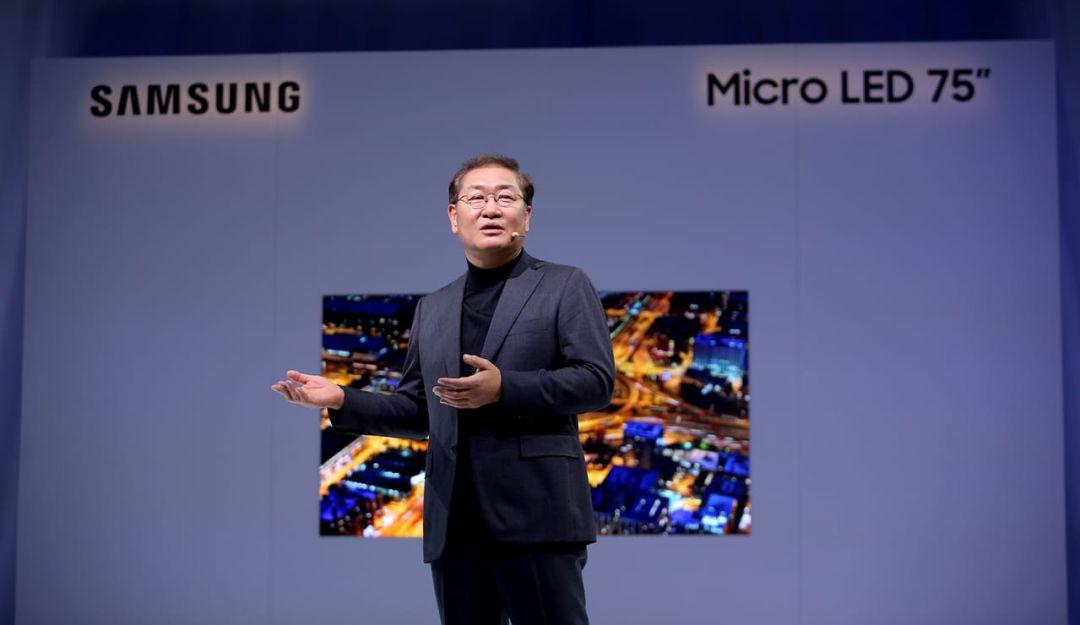 Samsung micro LED: Olvídese de los televisores como los conoce, este lo dejará boquiabierto
