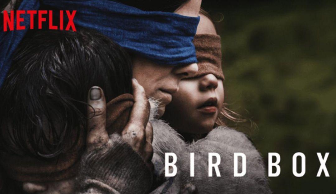 Se conoce cómo es la verdadera forma de los monstruos de 'Bird Box'