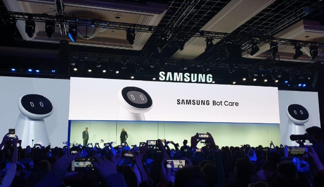 CES 2019 IA de Samsung: ¡Díganle hola a Bixby! La IA de Samsung reforzada para el hogar