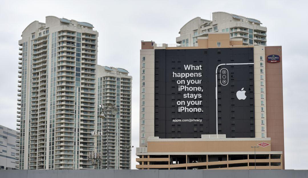 Anuncio Apple Las Vegas: La trolleada de Apple en el CES 2019