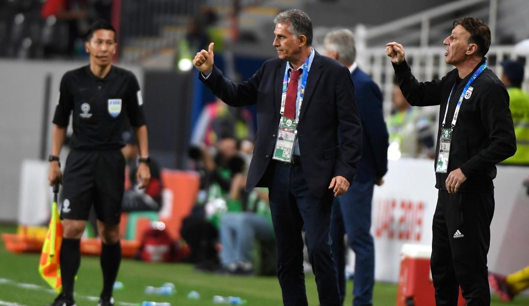 Scolari le cierra la puerta a la Selección