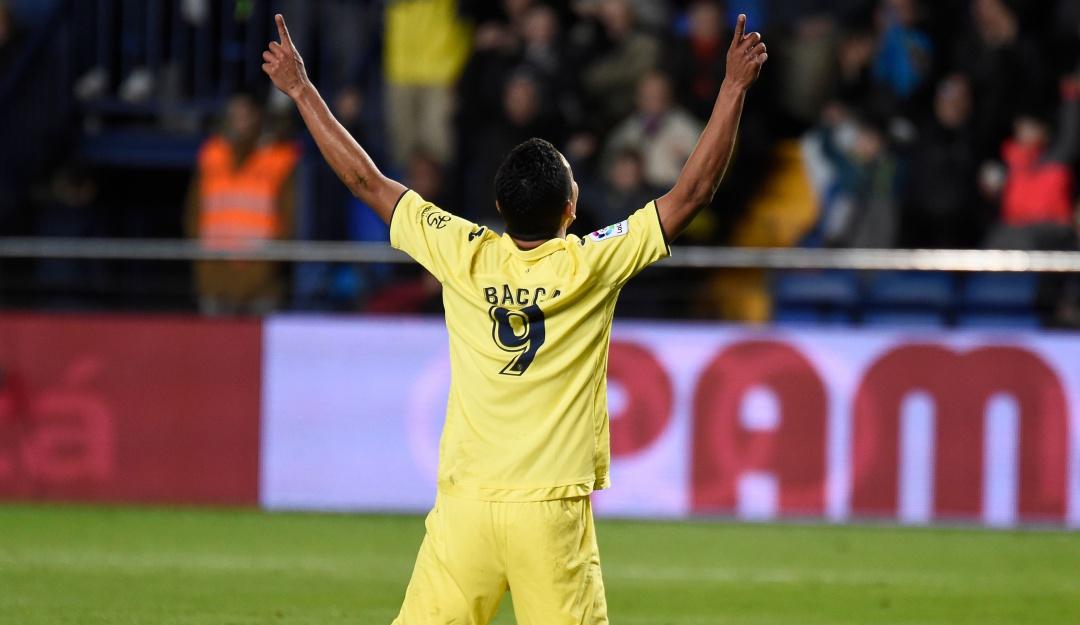 Carlos Bacca marcó gol: Gol cafetero: Bacca anotó en el empate 2-2 del Vilarreral ante el Espanyol