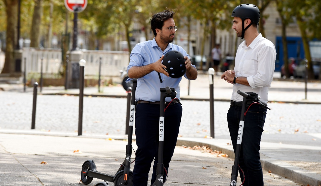 Uso de patinetas eléctricas en el mundo: Más de 500 accidentes en el mundo por patinetas eléctricas