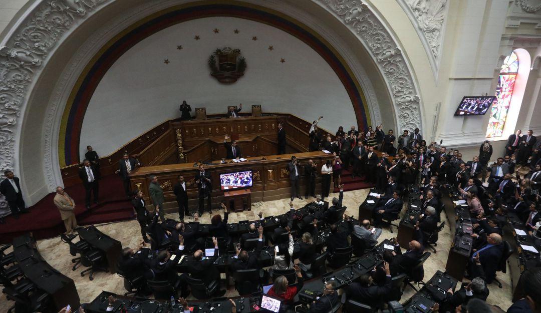 La Asamblea Nacional de Venezuela y su papel este 10 de enero