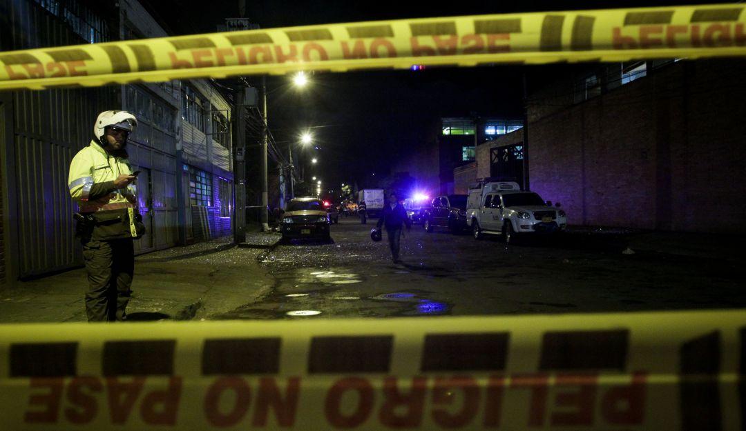 Accidentes de tránsitos en Bogotá: Accidentes de tránsito durante la madrugada del jueves dejan 8 heridos