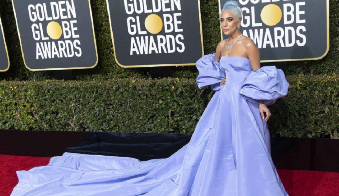 ¿Cómo celebró Lady Gaga su victoria en los Globos de Oro?