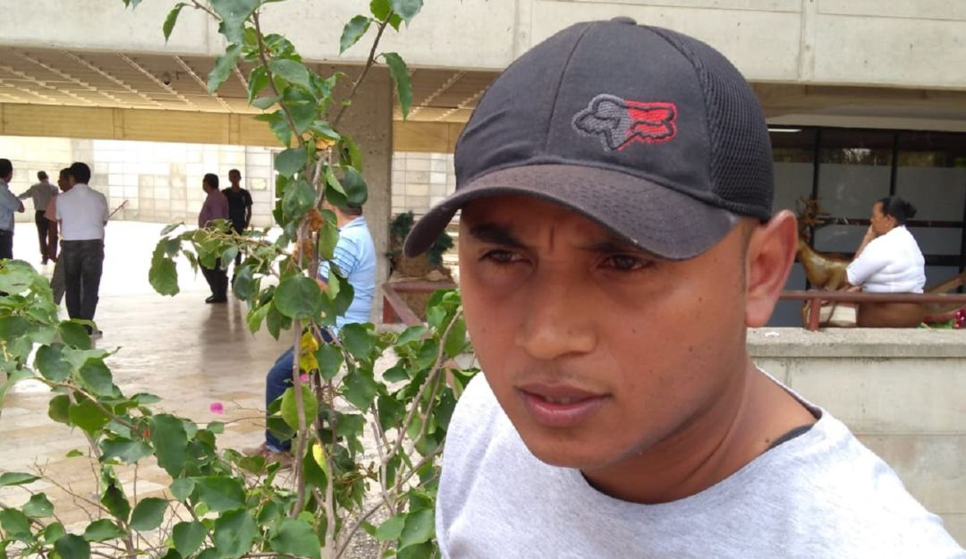 Johnny Chadid Blanco presidente del UTP denunciante.