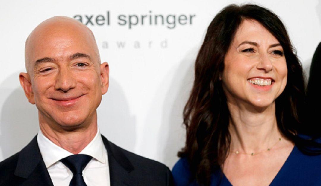 Divorcio de Jeff y MacKenzie Bezos?: ¿Cuánto costará el divorcio de Jeff y MacKenzie Bezos?