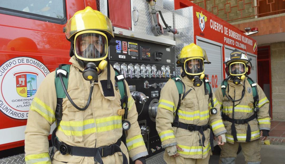 Bomberos del Atlántico: Bomberos sin recursos para atención de incendios por Fenómeno del Niño